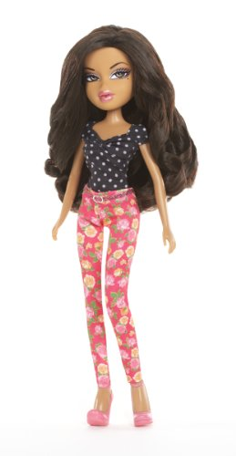 Bratz Puppe Yasmin (Aus Yasmin Puppe)