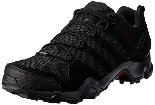 adidas Herren AX2 CP CM7471 Trekking-& Wanderhalbschuhe, Schwarz (Negbás/Carbon 000), 43 1/3 EU