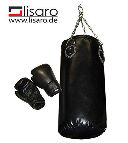 Boxsack_Set 10kg mit Handschuhe für Kinder/Jugendliche