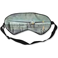 Sleep Eye Mask Airplane Rain Lightweight Soft Blindfold Adjustable Head Strap Eyeshade Travel Eyepatch E18 preisvergleich bei billige-tabletten.eu