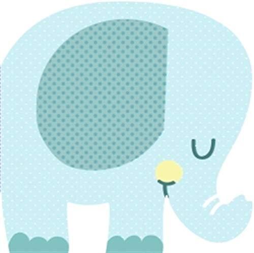 Mon éléphant (Livre tissu)