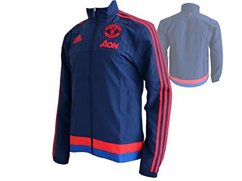 Adidas PRE JKT MUFC Survêtement pour Homme