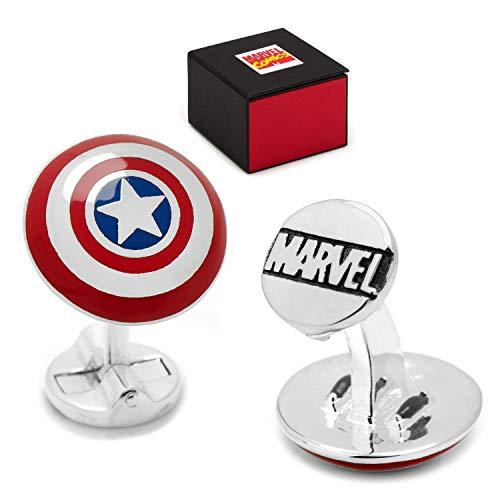 Marvel, Gemelli, Motivo: Captain America, Colorati