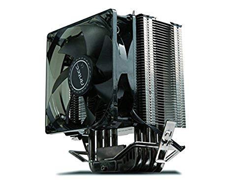 Antec A40 PRO Blue LED CPU Cooler Fan Compatible with: Intel 775/1150/1151/1155/1156/1366, AMD FM1/FM2/AM3/AM3+/AM2+/AM2/AM4
