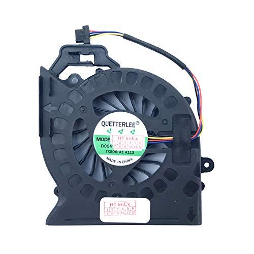 n kompatibel für HP Pavilion DV6-6000, DV6-6100, DV6-6200, DV6-6020, DV6-6050, DV6-6090, DV6-6b00, DV6-6c00, DV7-6100, DV7-6000 ()