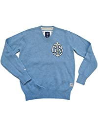 G-Star Raw Charles V Jumper de lana L/S para hombre Jersey 86053.2340.3307