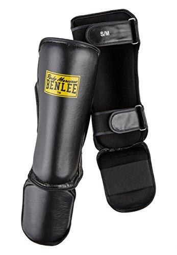 BENLEE MMA Schienbeinschoner Kickboxen Kampfsport (S/M)