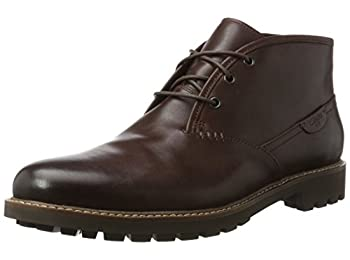 Montacute Duke Kısa Çizme, Kahverengi, Erkek, 42.5