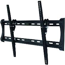 "Soporte de pared para TV/monitor en negro inclinable 12° para Philips 40"" 40PFK6300/12"