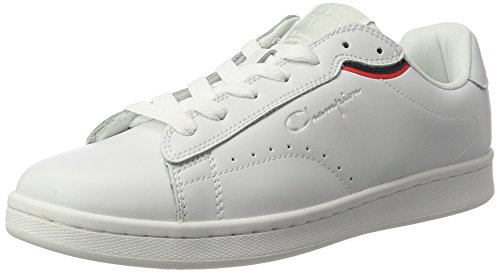 Champion 3point, Sneakers Basses Homme Blanc (Nny - Weiß)