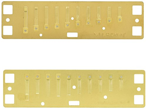 Lee Oskar 797124 Melody Maker G-Dur Ersatzstimmplatte Mundharmonika (Lee Oskar Mundharmonika G)