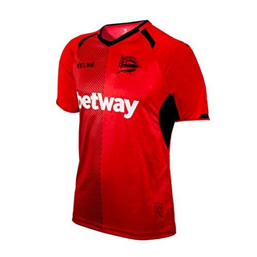 KELME D. Alavés Portero Equipación 2018-2019, Camiseta, Rojo, Talla 10