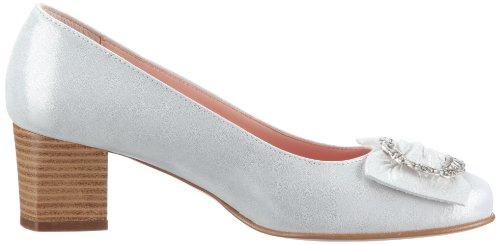 Diavolezza CELINE Damen Pumps Silber (Silver)
