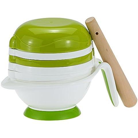 Goolsky Multi-funzionale del bambino cibo macina strumenti Set alimento infantile Maker bambino cibo supplemento