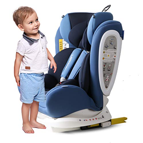 Mejores sillas de automóvil grupo 123