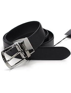 Emporio Armani Damen Gürtel Schwarz schwarz / schwarz onesize