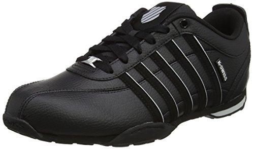 K-Swiss Herren Arvee 1.5 Sneaker, Schwarz (Black/Storm), 42 EU