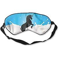 Black Unicorn 99% Eyeshade Blinders Sleeping Eye Patch Eye Mask Blindfold For Travel Insomnia Meditation preisvergleich bei billige-tabletten.eu