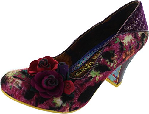 irregular-choice-winchester-zapatos-de-vestir-de-tela-para-mujer-rojo-red-color-rojo-talla-355
