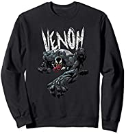 Marvel Venom Eddie Brock Sweatshirt