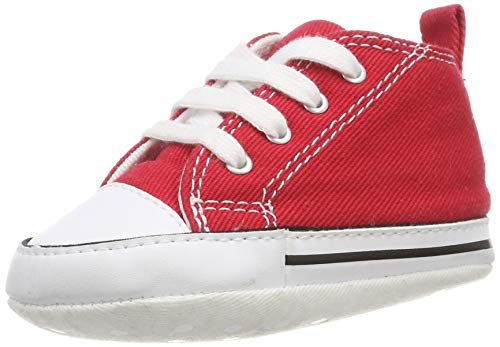 Converse First Star 88875 Sneaker Unisex bambino Rosso 18