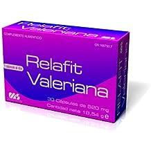 RELAFIT VALERIANA 30 CÁPSULAS