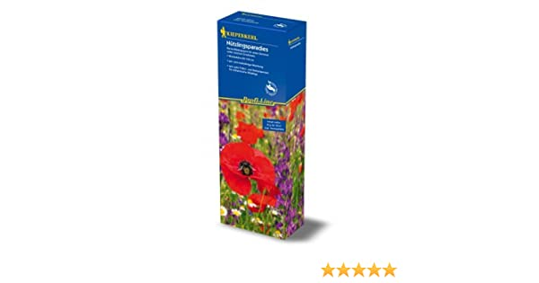 und mehrj/ährige Mischung Kiepenkerl 4930 Landblumenmischung ein