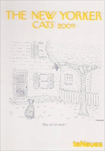 The New Yorker Cats 2009 Calendar