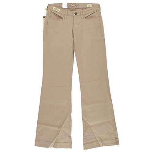 Mavi, Damen Jeans Hose, Cora,Softstretch,camel beige [17440] camel beige