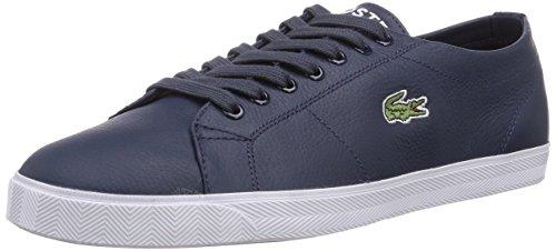 Lacoste Marcel Lcr, Chaussons Sneaker Homme Bleu - Blau (DK BLU/DK BLU DB4)