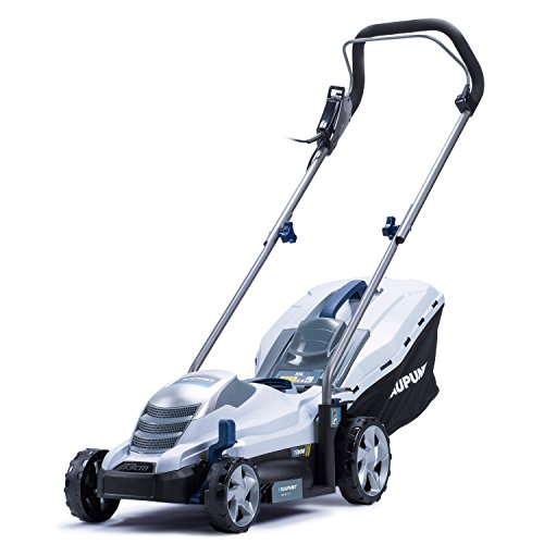 blaupunkt-garden-tools-gx4000-high-power-rotary-push-lawnmower-with-1300w-ac-electric-motor-and-33cm