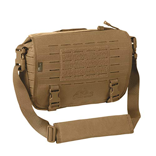 Direct Action TACTICAL SMALL MESSENGER BAG TASCHE Coyote Da-tex Material