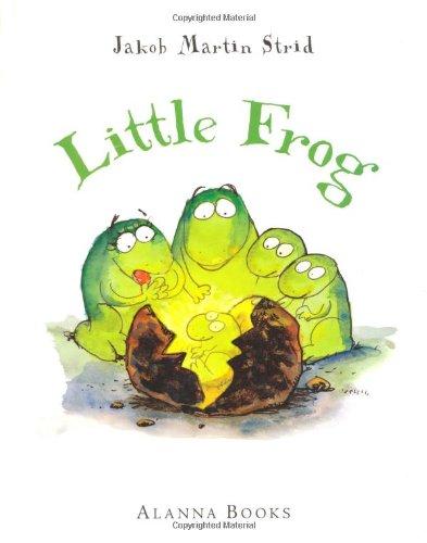 Little Frog por Jakob Martin Strid