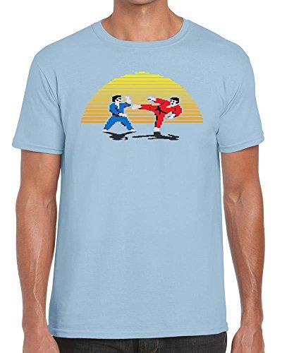 International Karate Sunset T-shirt - 5 Colours - Small to XXL