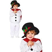 5fdbf6893 Amazon.es  disfraces muñeco de nieve bebe