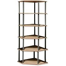 suchergebnis auf f r wand eckregal holz. Black Bedroom Furniture Sets. Home Design Ideas