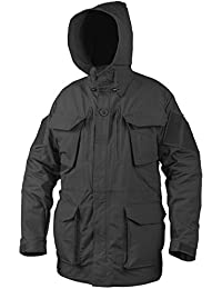 Helikon Men's PCS Smock Black Polycotton Ripstop