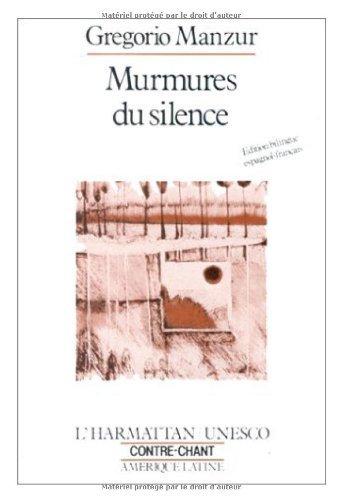 Murmures du Silence (ed. Bilingue Esp-Fr.)