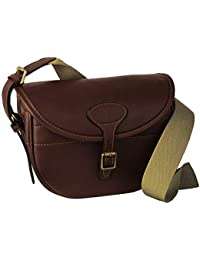 0d55c41b4867 Guardian Heritage Cartridge bag 125 capacity leather or canvas - brass  fittings