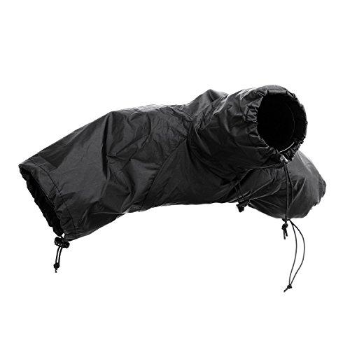 Zweistufige Regenschutz Regencape Regenschutzhülle Kamera Schutz wasserdicht für Canon Nikon und andere große Digitale Spiegelreflexkameras