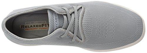 Skechers DefineVolkan Herren Sneakers Grau (Gry)