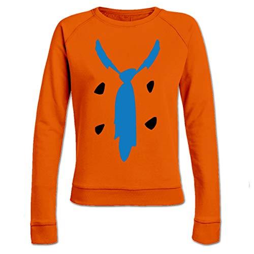 Shirtcity Caveman Costume Frauen Sweatshirt by (Caveman Halloween Kostüme)