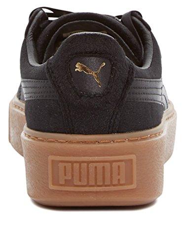 Da W Basket Piattaforma Scarpe Vs Nera Puma 6qCxnZv