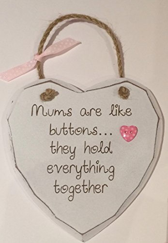 mums-like-buttons-mum-gift-shabby-chic-white-hand-finished-wooden-heart-plaque-mothers-day-birthday-