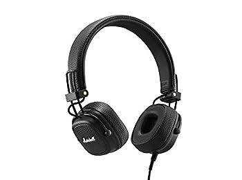 Marshall Major III Kablolu Siyah Kulak Üstü Kulaklık