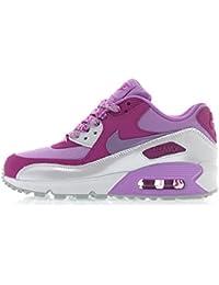 Nike Air Max 90 Mesh (GS) - Zapatillas de running, Niñas