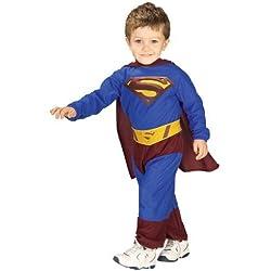 Disfraz de Superman™ bebé - De 6 a 12 meses