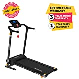 Cockatoo CTM8+ 1.75 HP Motorized Treadmill( Free Installation Assistance)