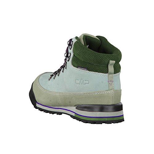 C.P.M. Heka Wp, Chaussures de Trekking et Randonn&EacuteE Femme Salvia