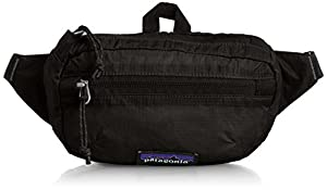 Patagonia Hüfttasche LW Travel Mini Hip Pack, Black, 49446-BLK-ALL